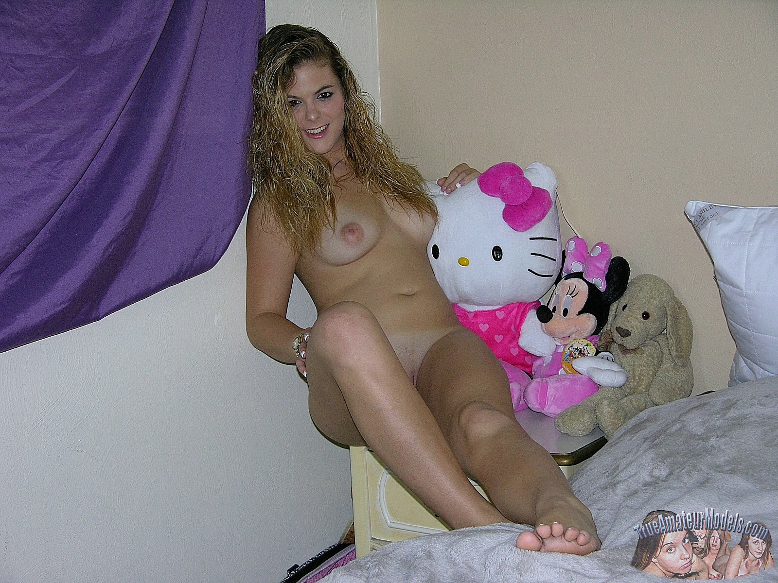 young true blonde teen amatuer