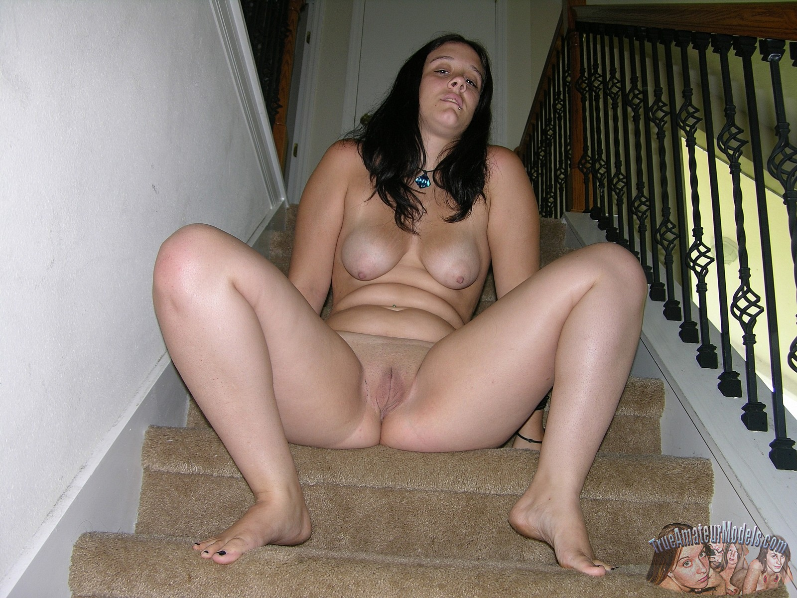 naked stripped woman