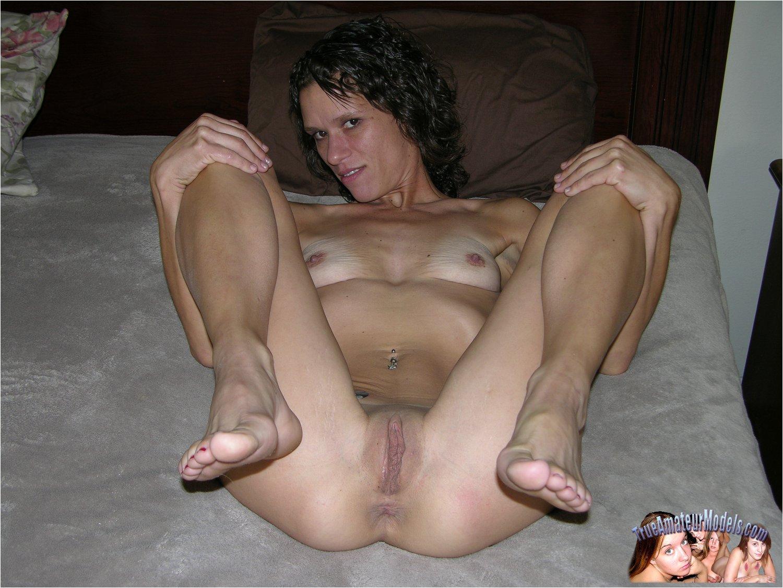 Nude Skinny Milf Spreads - Stacey-7545