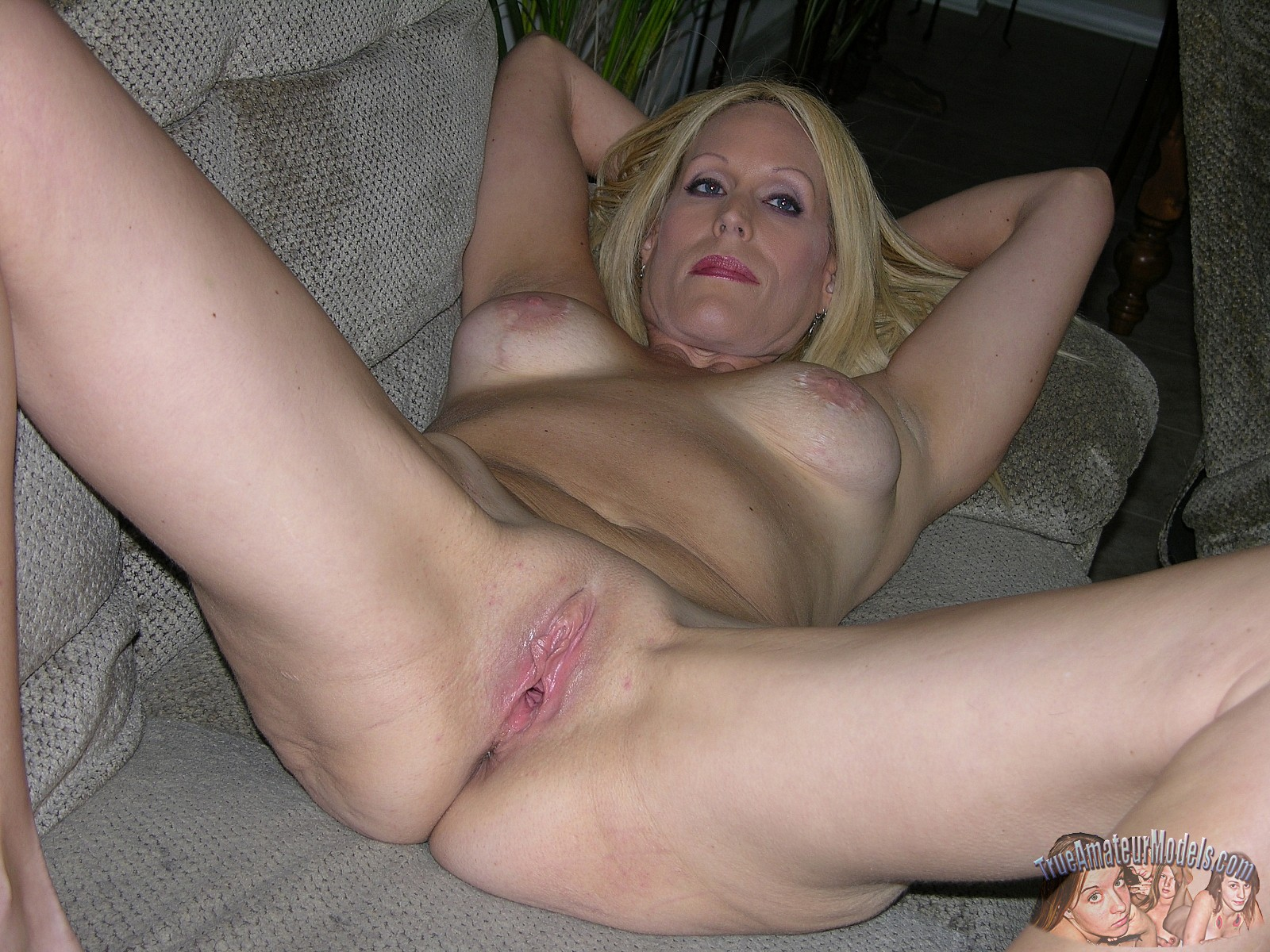 Nude women in their fifties can